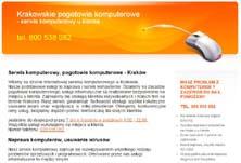 Naprawa komputerów Kraków